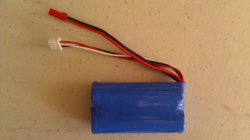 EToysWorld 7.4V Replacement Battery for Newer Version Sym...