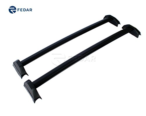 Fedar Roof Rack Cross Bar Cargo Carrier for 2002-2006 Honda (2004 Roof)