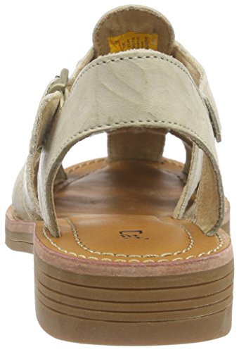 Cat FootwearANDERS - Sandalias de Gladiador Mujer Blanco - Weiß (WOMENS CLOTH)