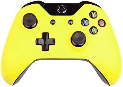 Custom Xbox One Controller Wireless Glossy Sulfur Yellow by Rhino ...