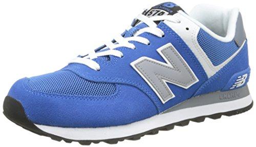 New Scarpe Ginnastica 60 Basse Balance486881 Grey da Blue Uomo Bleu rFROxrqCw