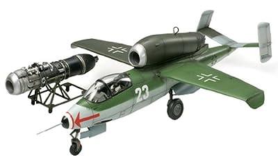Tamiya Models Heinkel He 162A-2 Salamander Model Kit