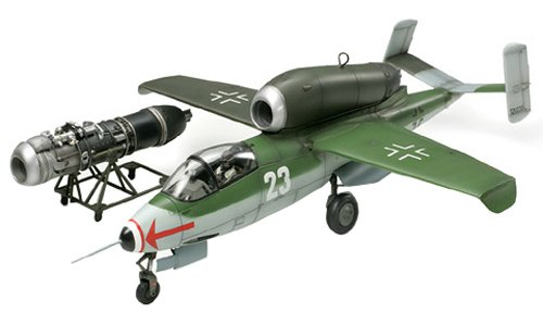 Tamiya Models Heinkel He 162A-2 Salamander Model Kit