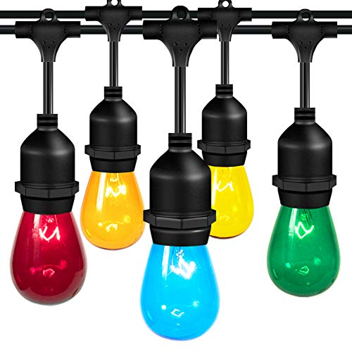Large Outdoor Coloured Lights in US - 4