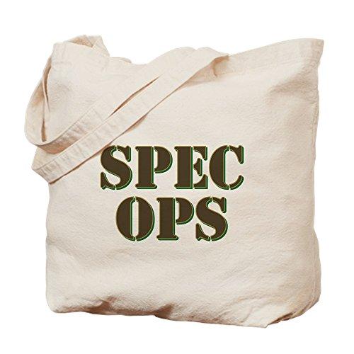 Ops Cafepress Medium Spec Bolsa Lona Caqui gwwFA5q