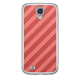 Loud Universe Samsung Galaxy S4 Love Valentine Printing Files A Valentine 79 Transparent Edge Case - Pink