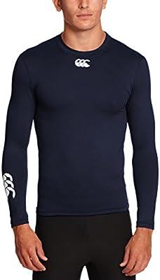 Canterbury Cold E544110 - Camiseta de compresión de manga larga para hombre
