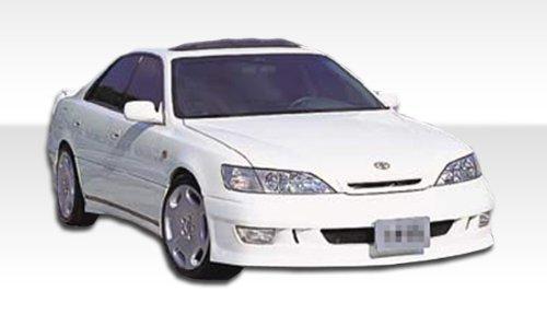 - 1997-2001 Lexus ES Duraflex Evo Kit- Includes Evo Front Bumper (101864), Evo Rear Bumper (101865), and Evo Sideskirts (101866). - Duraflex Body Kits