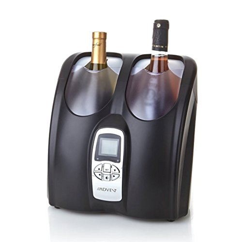Audiovox-HWC2-Advent-Dual-Bottle-Smart-Wine-Chiller