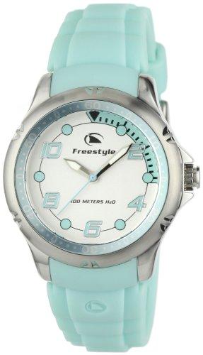 Freestyle Dive Watch - Freestyle Women's FS84960 Hammerhead XS Classic Round Analog Japanese Quartz Green Watch