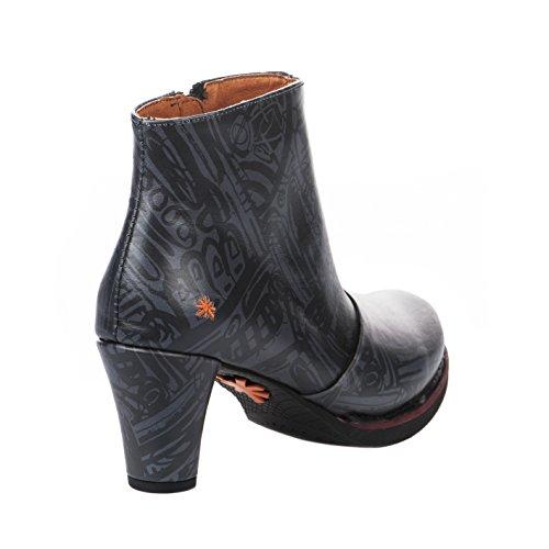 Art Art Boots Femme Noir Boots pXq5Rp