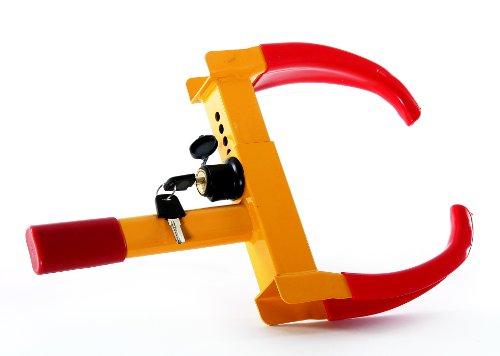 ProSource Heavy Anti Theft Wheel Clamp