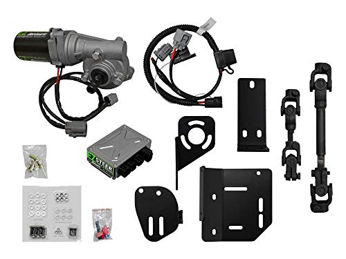 (SuperATV EZ-STEER Power Steering Kit for Polaris Ranger Full Size 500 (See Fitment))