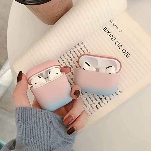 THEONE Cute Airpods Pro Case for Girls (Baby Pink)