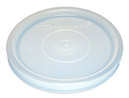 Cups Snack 3 (Tupperware G Number 297 Seal for 16 Ounce Tumbler Snack Cups Replacement Lid 3 Inch)