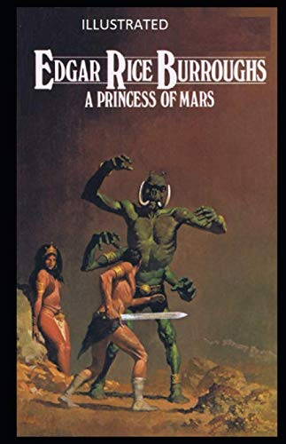 Top 6 a princess of mars illustrated