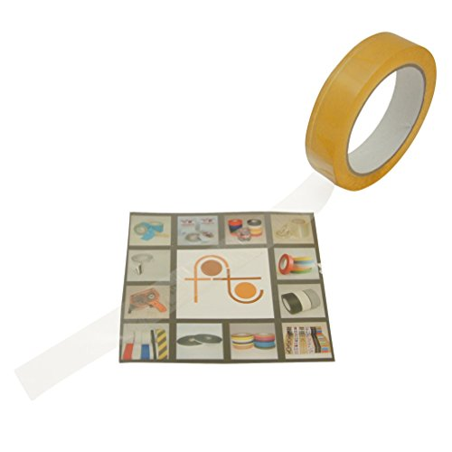 JVCC CELLO-1 Cellophane Sealing Tape: 1 in. x