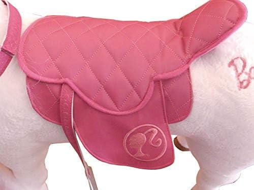 Happy People 58035 - Cavallo di Peluche di Barbie Majesty