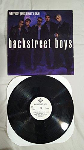 Everybody [Vinyl] - Vinyl Records Backstreet Boys