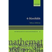 4-Manifolds (Oxford Graduate Texts in Mathematics)