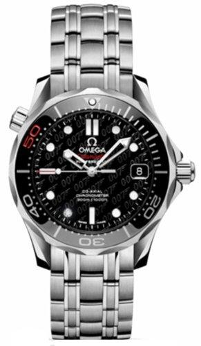 Omega Specialities Seamaster James Bond 007 Limited (Omega James Bond)