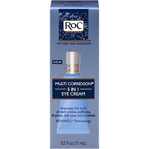 RoC Multi Correxion 5-in-1 Eye Cream, .5 Oz