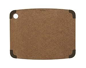 Epicurean Non-Slip Series Cutting Board, 14.5-Inch by 11.25-Inch, Nutmeg/ Brown