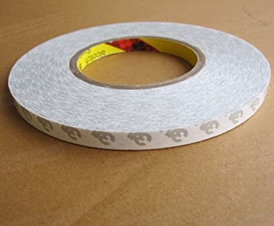led world 50M Meters 8MM 3M Double Sided Tape Adhesive for 3528 SMD LED Strip Lights