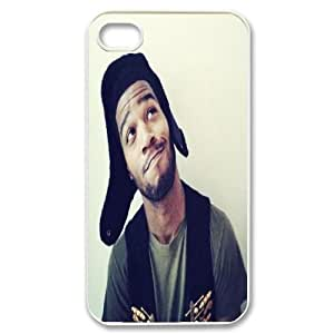YNACASE(TM) Kid Cudi DIY Cell Phone Case for iPhone 4,4G,4S,Personalized Cover Case with Kid Cudi