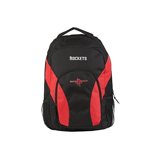 fan products of Officially Licensed NBA Houston Rockets Draftday Backpack