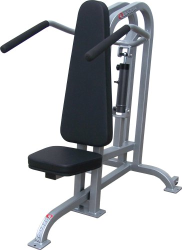 Quantum Fitness Quick Circuit Hydraulic Shoulder Press/Lat Pulldown
