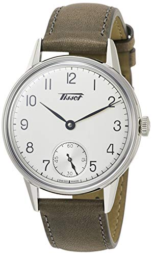 Tissot Heritage Petite Seconde 2018 Brown Leather Watch T119.405.16.037.01