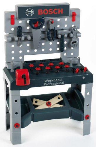 (Klein Bosch Mini Workbench Professional Play Tools)
