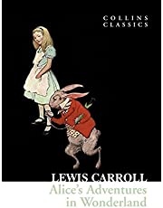 Collins Classics - Alice's Adventures in Wonderland