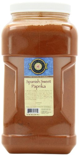 Spice Appeal Spanish Sweet Paprika, 80-Ounce Jar