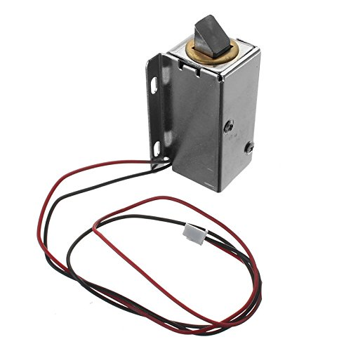 Elektronisches Türschloss 24v für Schubladen / Türen etc. Arduino RFID