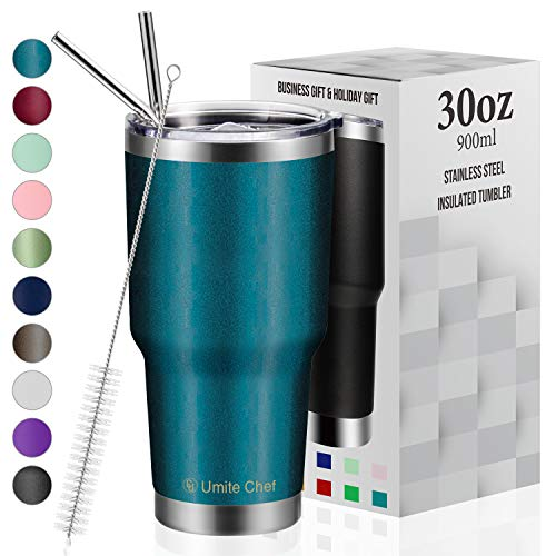 30oz Vacuum Insulated Tumbler Double Wall Coffee