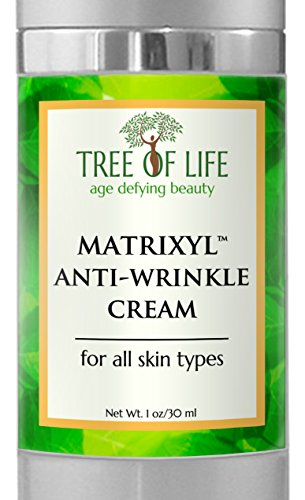 ToLB Matrixyl Anti Aging Moisturizer - The BEST Anti Aging, Anti Wrinkle Skin Brightening Moisturizer