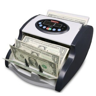 Semacon S-1025 Mini Currency Counter with UV/MG Detection by Semacon