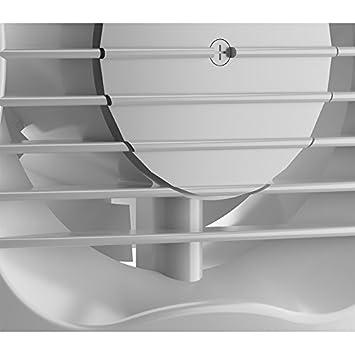 10,16 cm blanca 93224AW 240V blanco Ventilaci/ón est/ándar para pared o techo de ba/ño de Xpelair