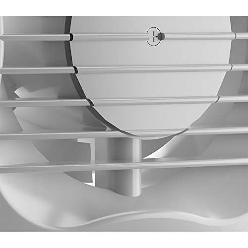 Xpelair Extractor Fans For Bathrooms: Xpelair 93224AW 4-Inch Standard Bathroom Ventilation Wall