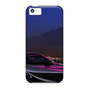 High Quality Mialisabblake Neon Nissan 370z Skin Case Cover Specially Designed For Iphone - 5c
