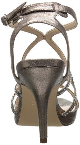 Nina Kvinder Varsha Yf Kjole Sandal Bronzette Tagvindue ktXpazzq7Q