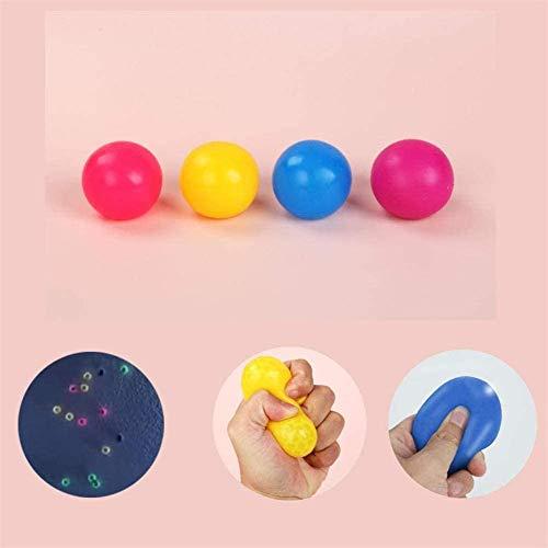 OHYONIZ Fluorescent Sticky Wall Ball Sticky