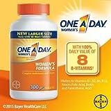 One-A-Day Multivitamin, Women's Health Formula 5Pack (300 Tablet Each ) klk#Gskx