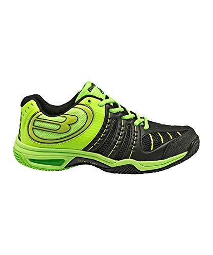 Bull padel Zapatillas BULLPADEL BARIN Negro Verde: Amazon.es ...