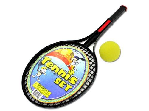 (bulk buys Tennis Set with Foam Ball)