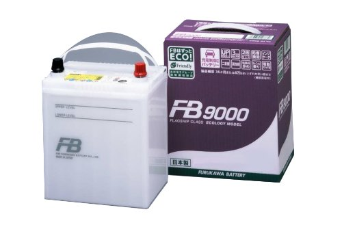 FURUKAWA [ 古河電池 ] 国産車バッテリー [ FB9000 ] 110D26R B001UWOL6G