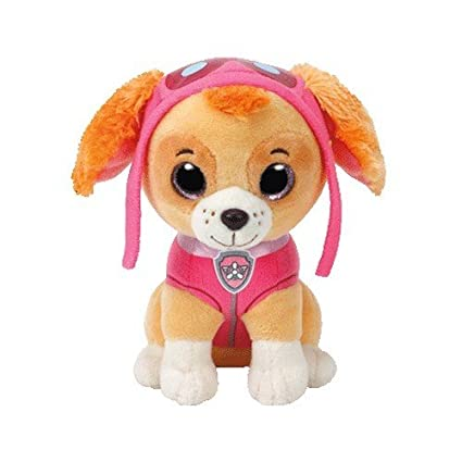 53bbfc69066 Amazon.com  TY Beanie Buddy Skye Cockapoo Plush