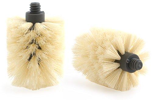 Simple Modern Replacement Brush Head 2-Pack - For Simple Modern Bottle Brush - Slate